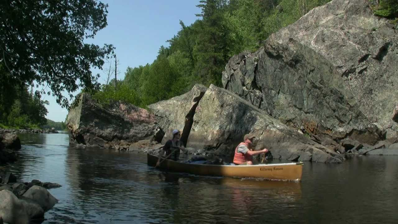 TEMAGAMI CANOE ROUTES PDF