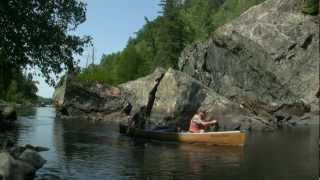 Temagami Backcountry: Sturgeon River, Solace Wildlands Canoe Route