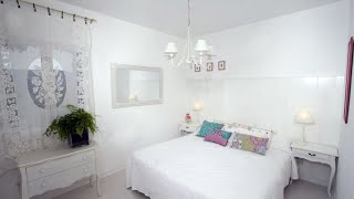 Decorar dormitorio de estilo elegante y sencillo - Decogarden