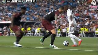 Real Madrid vs AC Milan 3-1 All Goals & Highlights HD (English Commentary) 11/08/2018