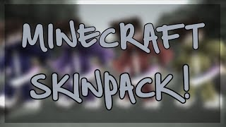 Minecraft Skinpack!   free Download