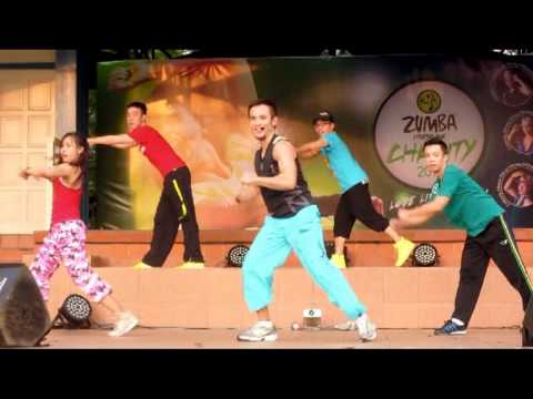 Zumba®Fitness Dance with Sunny Cheong – Pegate Mas