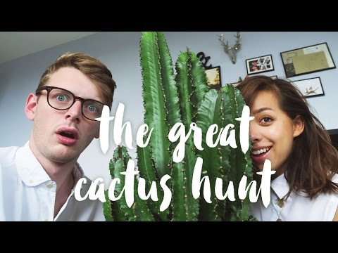 VLOG 20: THE GREAT CACTUS HUNT