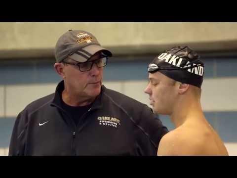 Gay swimmer Ayrton Kasemets wins Oakland Univ. Courage Award