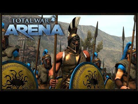 New Germania Map - Arena Total War Closed Beta Gameplay