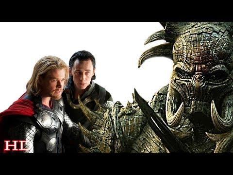 漫威系列电影精细解说第八期:《雷神2》Thor The Dark World,强悍的诅咒战士!