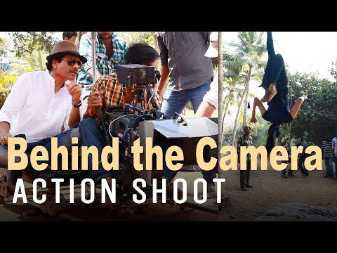 Action Filming Techniques In Ad Film  - Behind The Camera By Samar K Mukherjee