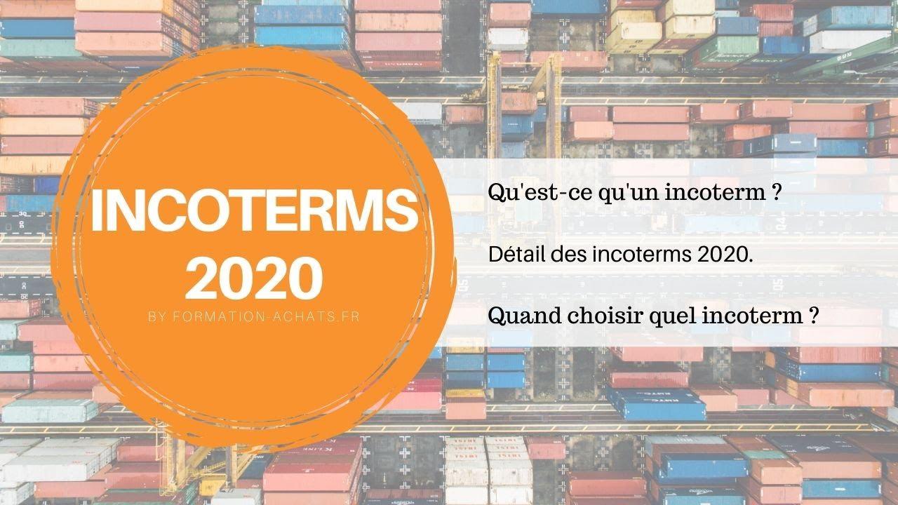 Incoterms 2020 änderungen