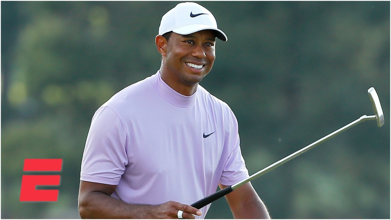 Tiger Woods Has Serious Injuries To Both Legs Including a Shattered Ankle [VIDEO]