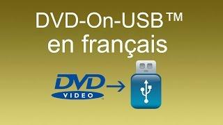 Lire des DVD sur les clés USB avec DVD-On-USB