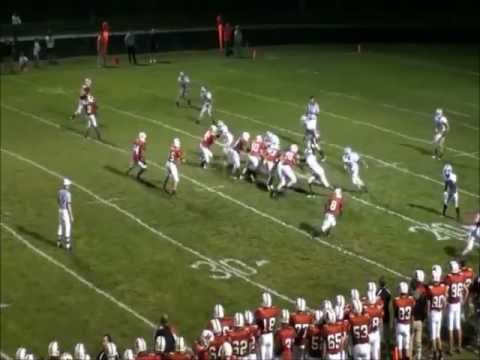 Cody Berger Senior Regular Season Highlights (Long Version) - Homestead High School 2011