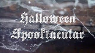 Halloween Spooktacular & Reading Soiree 🎃