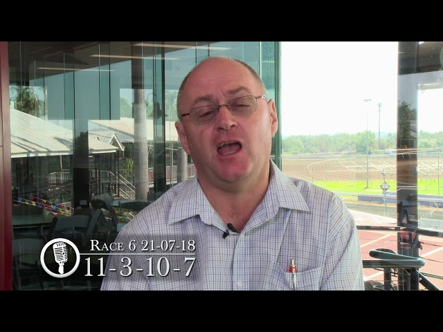 Top End Track Talk | Race Meet 21st July  2018