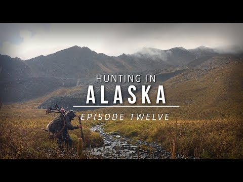Hunting Grizzly Bear and Caribou in Alaska: The Big Pack Out