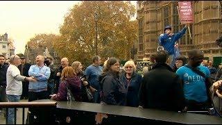 181115 Sky BBC ITV News Brexit Negotiations