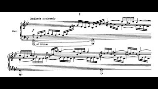 Saint-Saëns - Piano Concerto No. 2, Op. 22 (with score, HD)