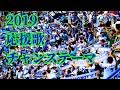 2019 横浜DeNAベイスターズ 応援歌・チャンステーマ集【現地撮影 開幕版】