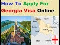 Georgia Visa  ( Apply Today)