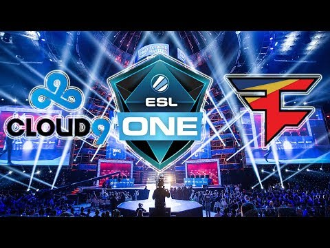 rain anti eco 3k Mirage FaZe vs Cloud9 ESL One New York 2017