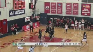 NJIT Highlights vs. Stetson