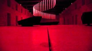 Une oeuvre en vidéo : Mort en été, Claude Lévêque à l'Abbaye de Fontevraud (alternatif-art)