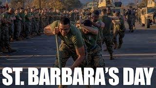St. Barbara's Day   11th Marines