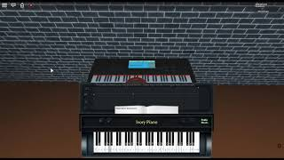RUSH B - Dank Meme by: Sheet Music Boss on a ROBLOX piano.