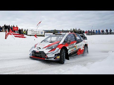 Tanak impõe-se na Suécia e lidera mundial de Rally