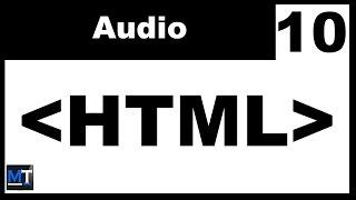 Audio en HTML [Curso HTML Basico] [10/12]