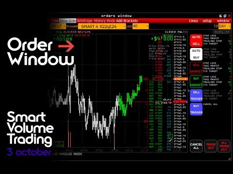 Wall Street Online - trading order flow dom