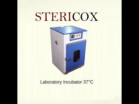 Laboratory Incubator 37°C Design Working