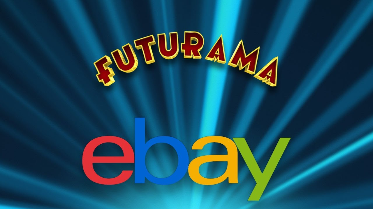 eBay References in Futurama