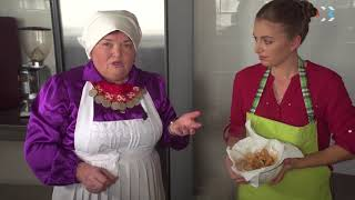 Кухня народов Крыма. Чувашские сладости
