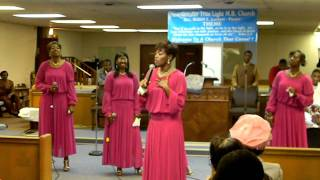 I Know it Was The Blood ~ Then Anointed Brown Sisters in Chicago, IL