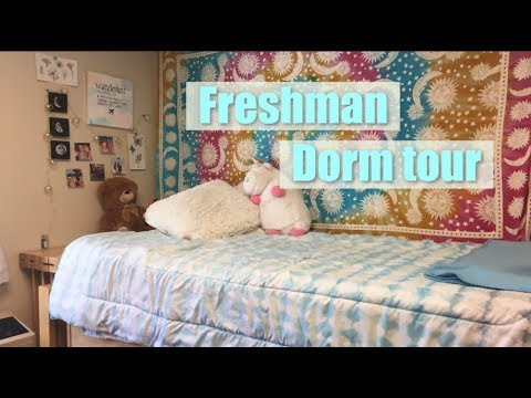 DORM TOUR 2017 | Salisbury University Part 37
