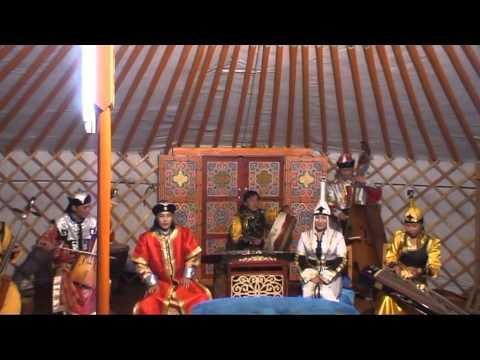 Mongolian Traditional Ethnic Live Music Concert