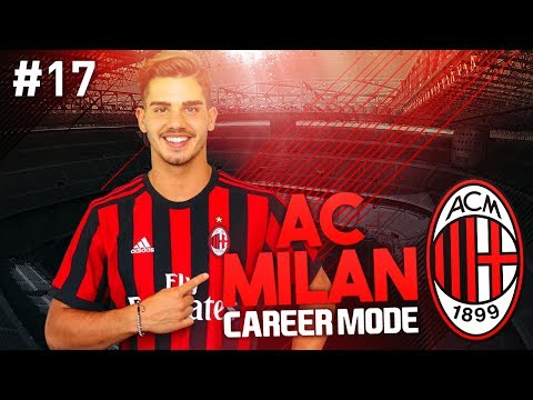 SEASON ONE FINALE! AC MILAN CAREER MODE #17 (FIFA 17)