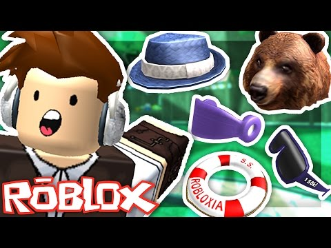 [EVENT] How to get lots of FREE HATS | Roblox The Free Prize Giveaway Obby