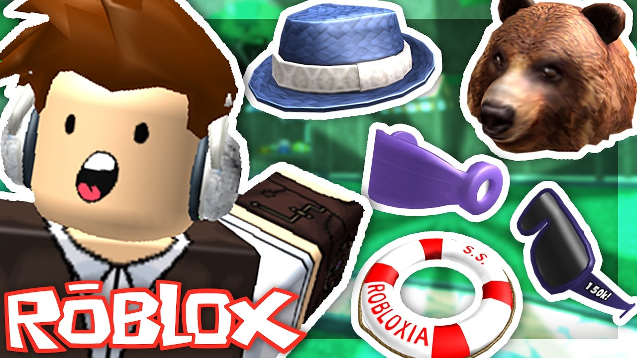 [EVENT] How to get lots of FREE HATS | Roblox The Free ...