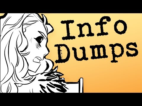 How to Not Info Dump in Your Comic