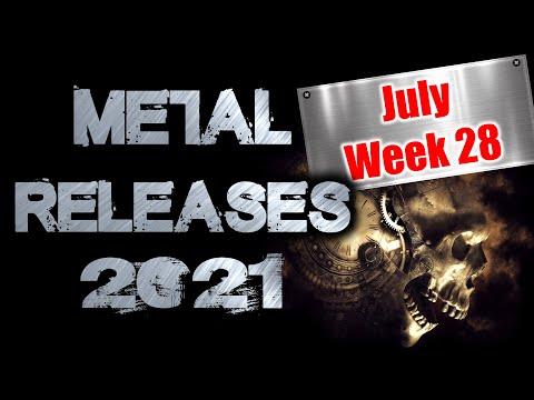 Metal releases 2021 - Week 28 (12.7.2021- 18.7.2021) releases!  - Metal Collision