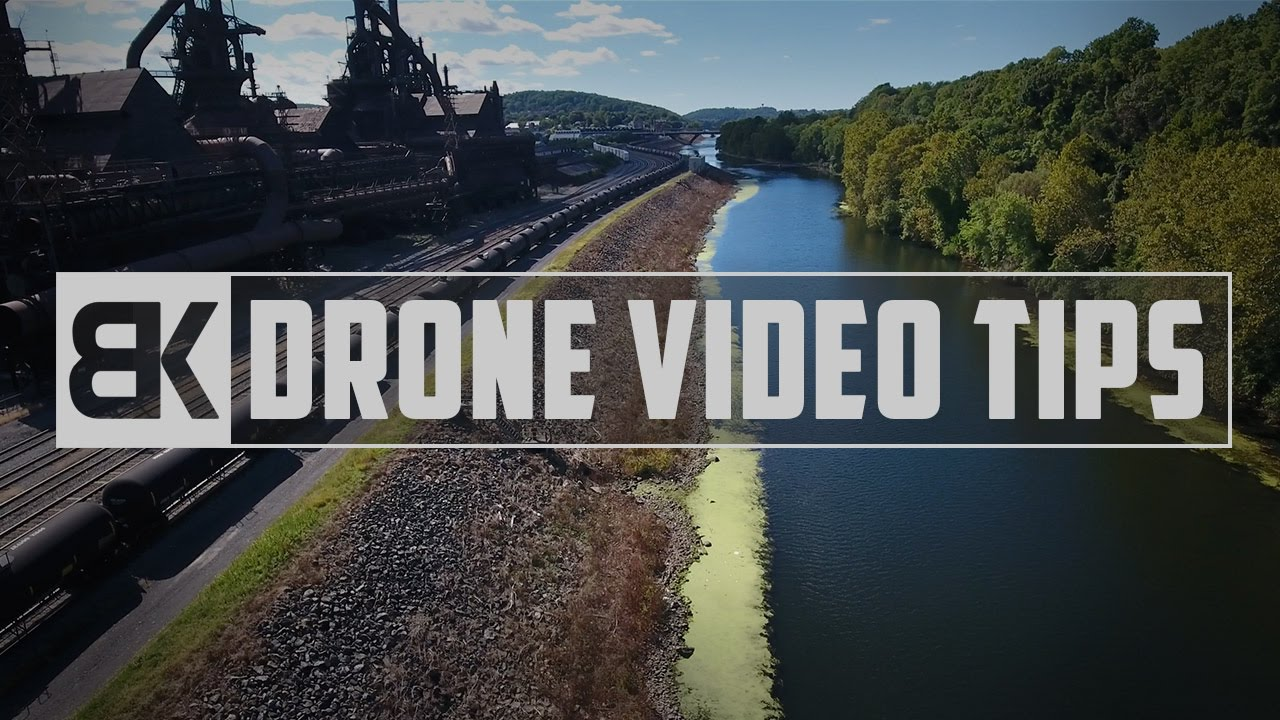 How To Make Better Drone Videos  Dji Phantom 4 (4k)