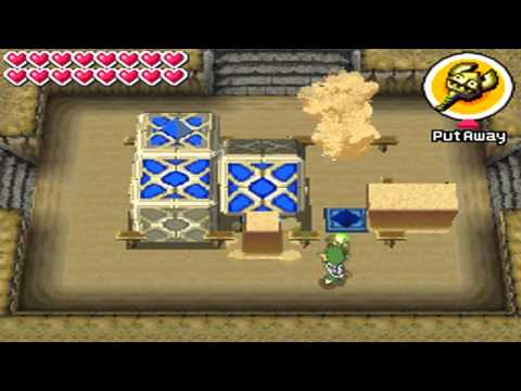 Legend of Zelda: Spirit Tracks Episode 50 - Ends of the Earth Station