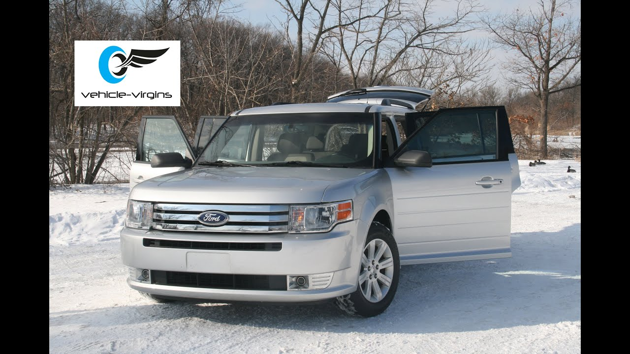 2011 ford flex se in depth review youtube. Black Bedroom Furniture Sets. Home Design Ideas