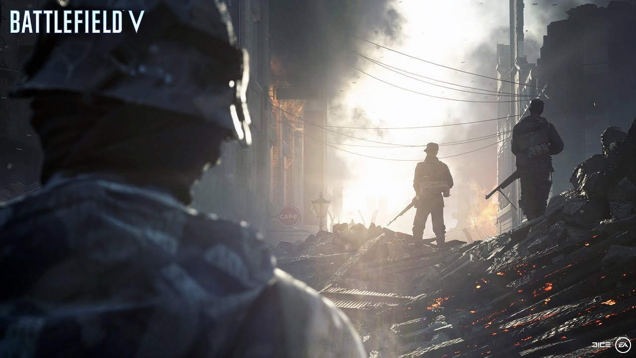 Battlefield 5 - Official 'The Company' Trailer
