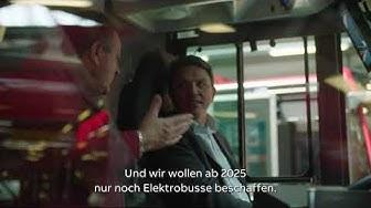 ABB Pioniere: Elektrifizierung des öffentlichen Verkehrs in Bern mit Bernmobil
