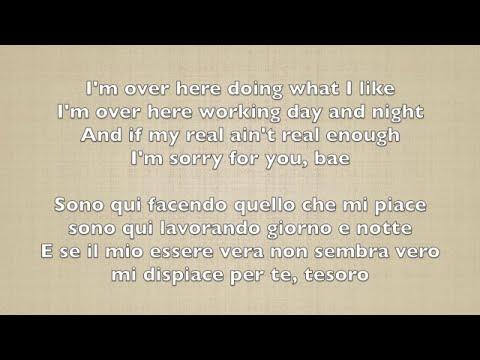 Ariana Grande - Focus (Testo + Traduzione ITA)