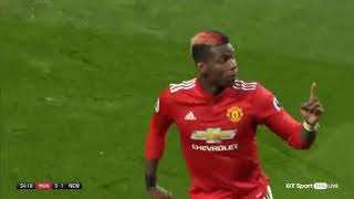 Download Video Manchester United vs Newcastle 4 1 ~ All Goals & Highlights 18 11 2017 MP3 3GP MP4