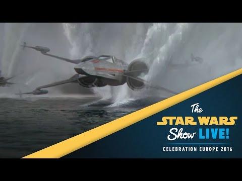 Star Wars Archaeology Panel | Star Wars Celebration Europe 2016