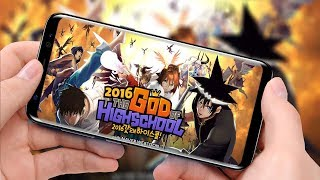Video 2017 The God of Highschool  - Android IOS Gameplay download MP3, 3GP, MP4, WEBM, AVI, FLV Maret 2018